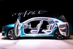 Geely Showcases the Preface Concept at 2019 Auto Shanghai 7