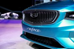Geely Showcases the Preface Concept at 2019 Auto Shanghai 4