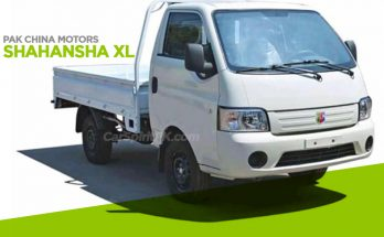 Pak China Motors to Launch Shahansha XL 2