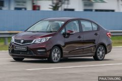 2019 Proton Iriz and Persona Facelifts Unveiled at Malaysia Autoshow 11