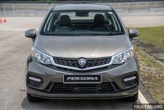 2019 Proton Iriz and Persona Facelifts Unveiled at Malaysia Autoshow 13