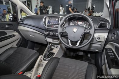 2019 Proton Iriz and Persona Facelifts Unveiled at Malaysia Autoshow 8