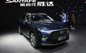 All New Hyundai Santa Fe Launched in China 4