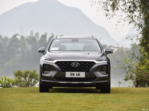 All New Hyundai Santa Fe Launched in China 8