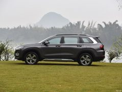 All New Hyundai Santa Fe Launched in China 4