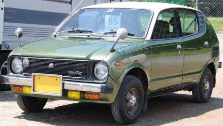 The Suzuki Fronte 7-S (Custom Car) 3