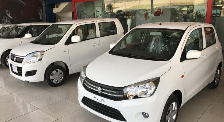 Pak Suzuki Introduces 'Courtesy Car' Facility in Pakistan 1