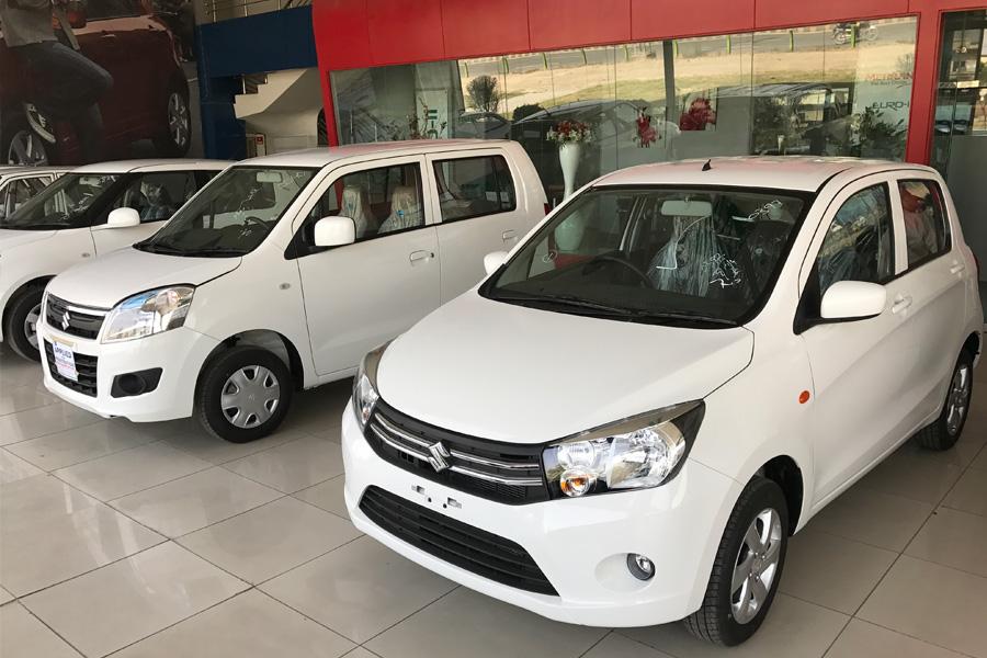 Pak Suzuki Introduces 'Courtesy Car' Facility in Pakistan 1