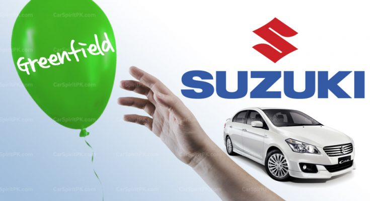 Pak Suzuki Still Struggling to Get Greenfield Status 1
