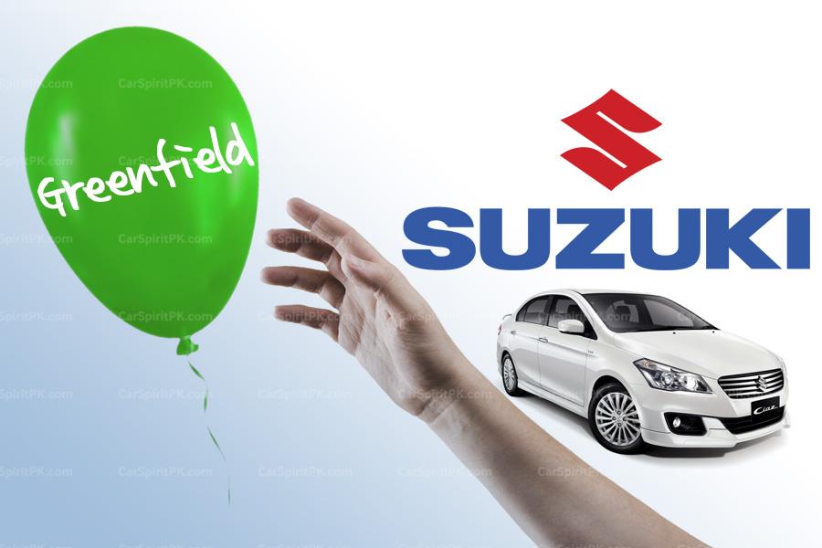Pak Suzuki Still Struggling to Get Greenfield Status 9