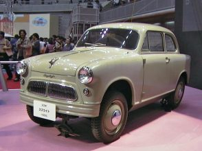 Suzulight- The First Suzuki Automobile Ever 14