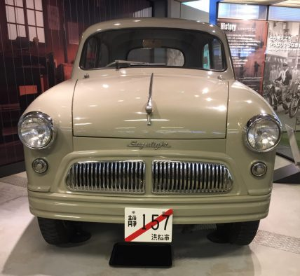 Suzulight- The First Suzuki Automobile Ever 13