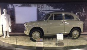 Suzulight- The First Suzuki Automobile Ever 15