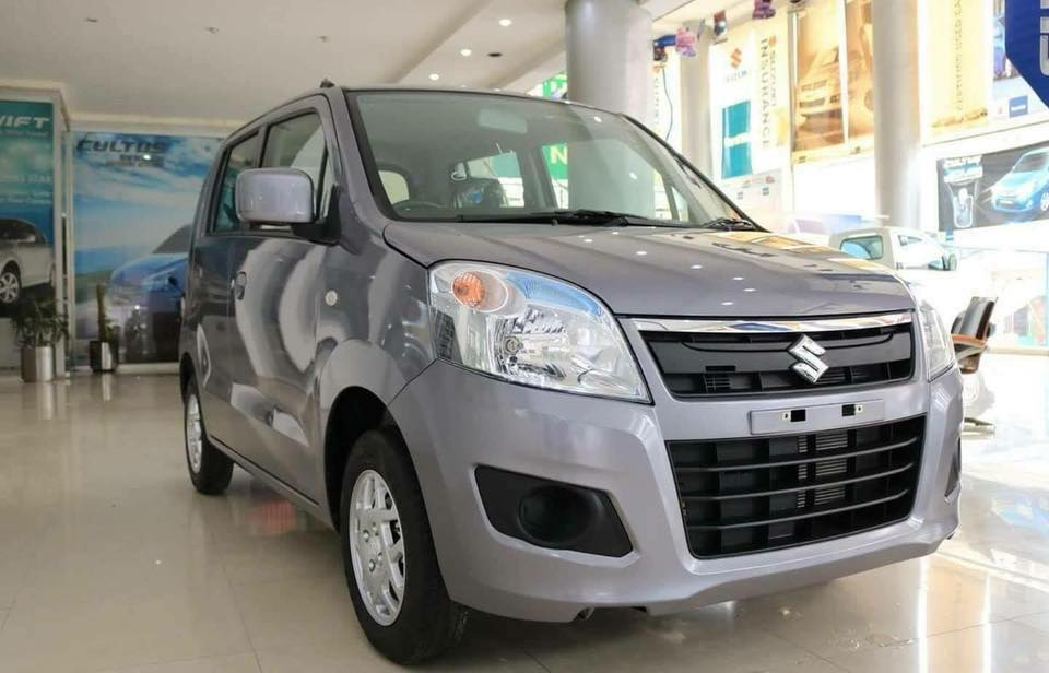 Pak Suzuki to Introduce WagonR Automatic 1