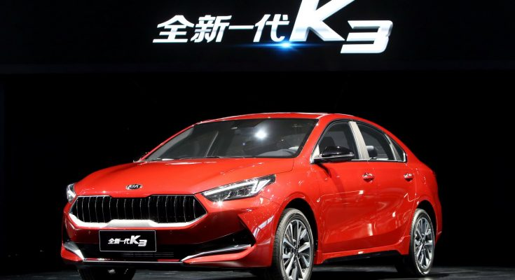 Kia Reveals K3 and K3 Plug-in Hybrid at 2019 Auto Shanghai 1