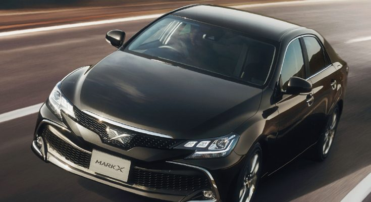 "Toyota to Officially ""Kill"" Mark X This Year 1"
