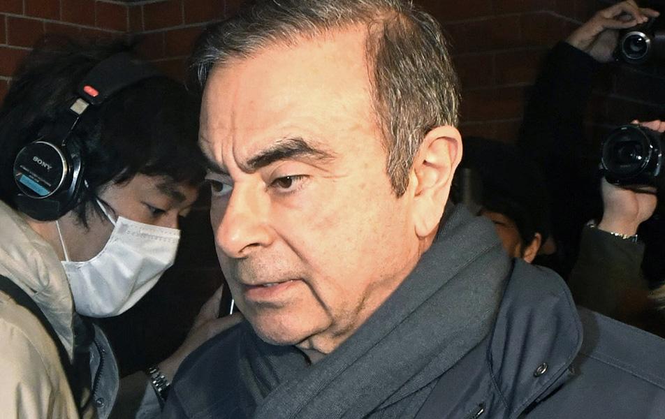 Carlos Ghosn Granted Bail Again 1