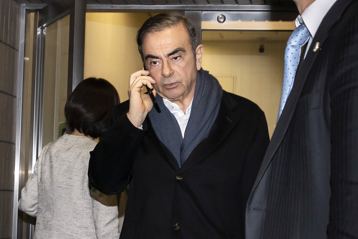Carlos Ghosn Arrested Again in Japan 2