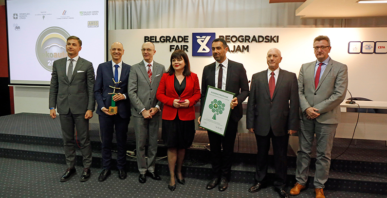 Toyota Corolla 1.8 Hybrid Wins 2019 ECO Car Award in Serbia 7