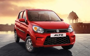 New Suzuki Alto launched in India at INR 2.93 Lac 2