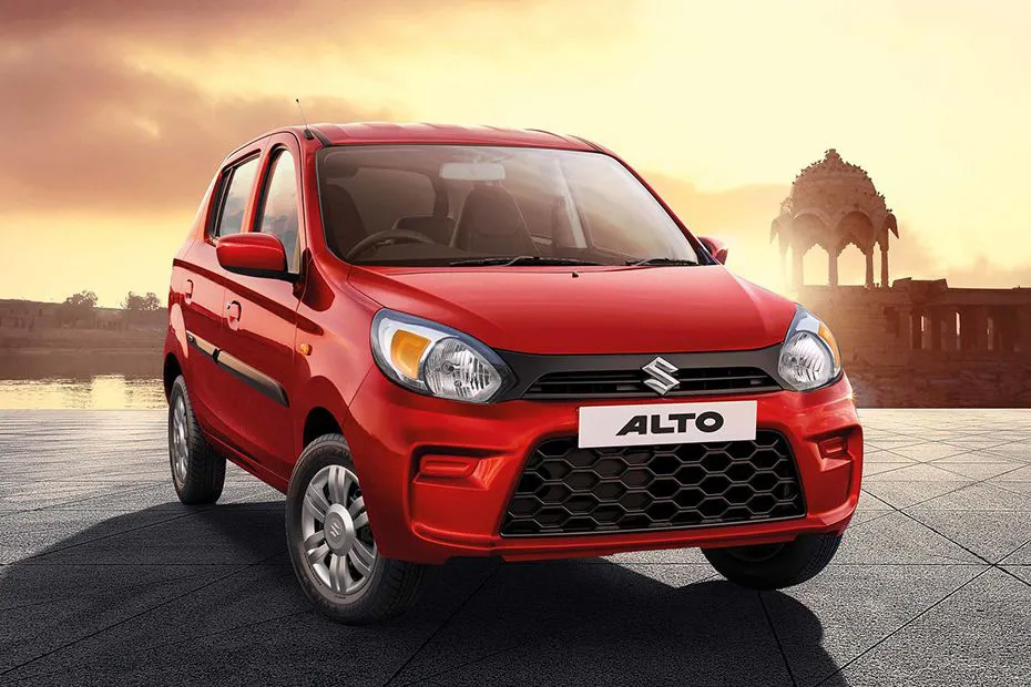 New Suzuki Alto launched in India at INR 2.93 Lac 5