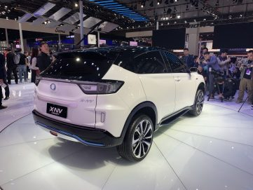 Honda Exhibits the X-NV Concept at 2019 Auto Shanghai 9