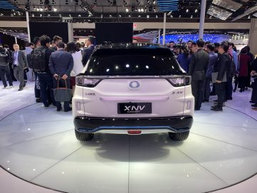 Honda Exhibits the X-NV Concept at 2019 Auto Shanghai 10