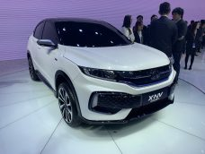 Honda Exhibits the X-NV Concept at 2019 Auto Shanghai 7