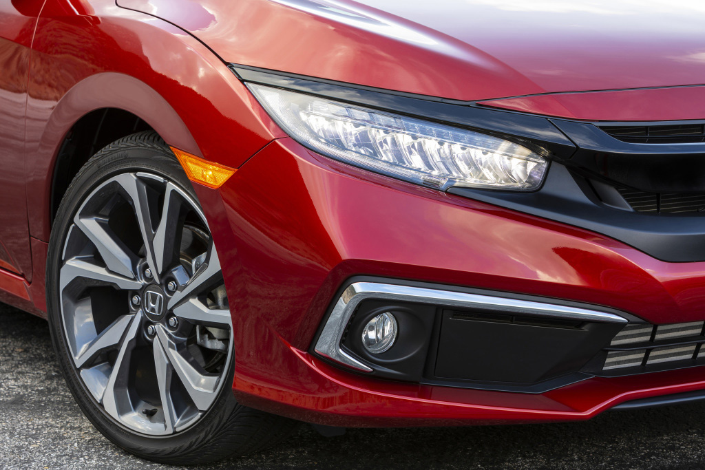 2019 Honda Civic Facelift- What to Know- What to Expect 3