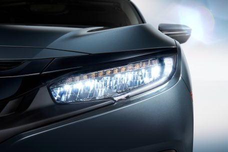 Honda Atlas Teasing the 2019 Civic Facelift 9