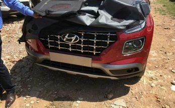 Hyundai Venue CUV Leaked Ahead of Debut 1