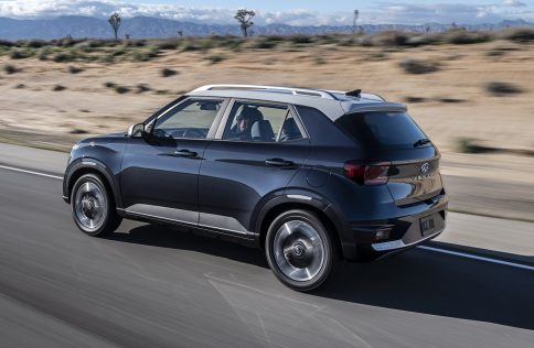 Hyundai Unveils Its Smallest Venue Crossover 26