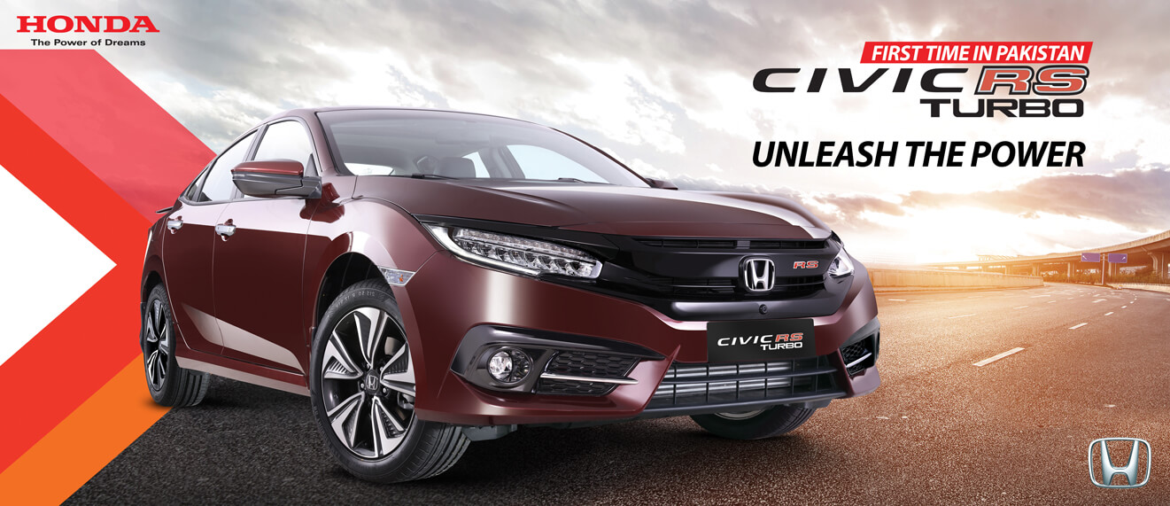 Honda Civic RS in Pakistan vs Elsewhere 22