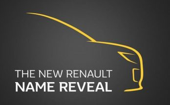 Renault Reveals the Name of its Upcoming 5+2 Seat MPV 8