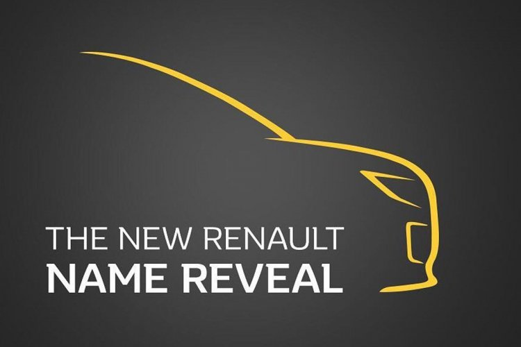 Renault Reveals the Name of its Upcoming 5+2 Seat MPV 6