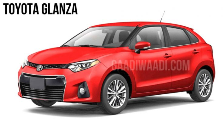 Toyota's Baleno-based Car Called Glanza to Debut by Mid 2019 1