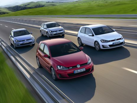 45 Years of Volkswagen Golf 26