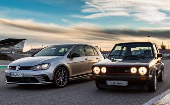 45 Years of Volkswagen Golf 5