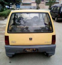 Suzuki Alto- Then and Now 7