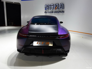 Zedriv GT3- The Porsche 911 Inspired EV from China 6