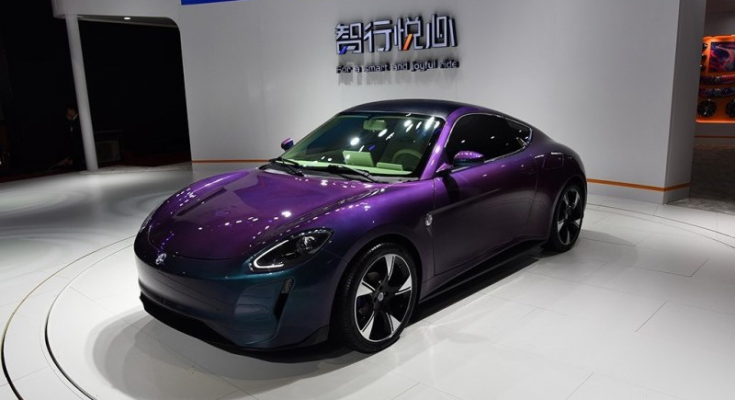 Zedriv GT3- The Porsche 911 Inspired EV from China 2