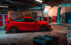 Honda Civic Type R 'Project P' Pickup Truck 7
