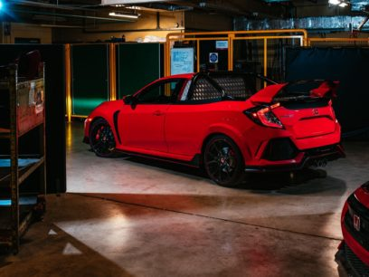 Honda Civic Type R 'Project P' Pickup Truck 4