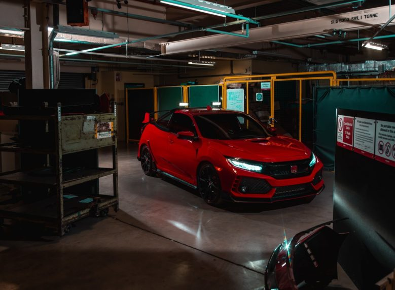 Honda Civic Type R 'Project P' Pickup Truck 2
