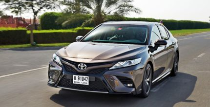 Toyota Wins 2 Titles at 2019 Middle East Car of the Year Awards 5