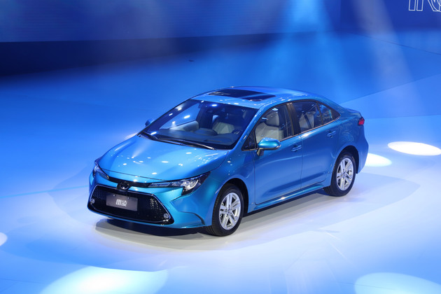 2019 Toyota Levin Launched in China 6