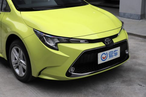 2019 Toyota Levin Launched in China 9