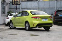 2019 Toyota Levin Launched in China 11