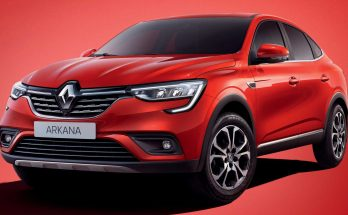Renault Arkana Production Version Debuts in Russia 13