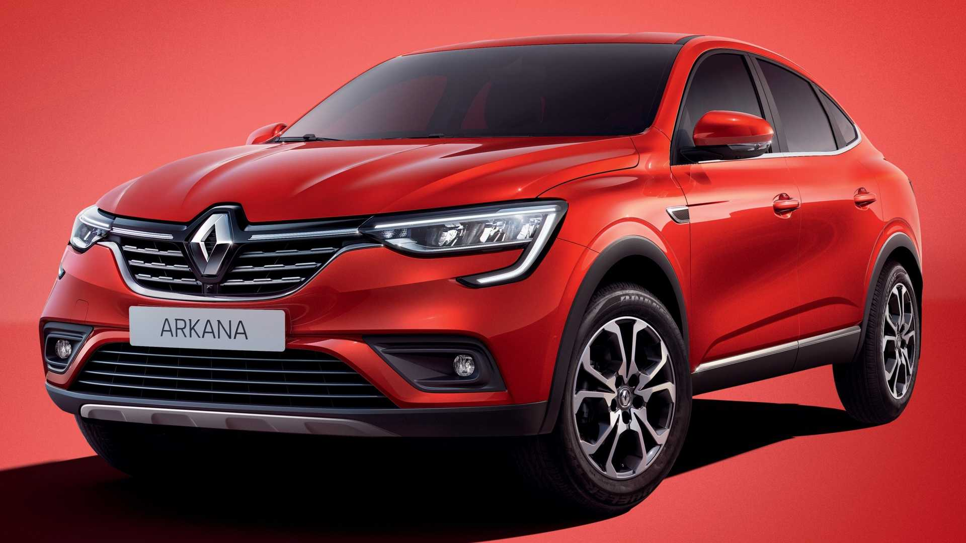 Renault Arkana Production Version Debuts in Russia 3